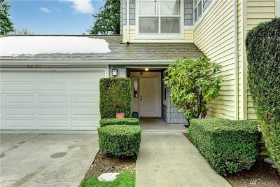 Bothell Condo/Townhouse For Sale: 416 228th St SW #G101