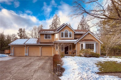 Gig Harbor Single Family Home For Sale: 4902 Willow Lane NW