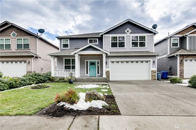 Puyallup Single Family Home For Sale: 6218 121st St Ct E
