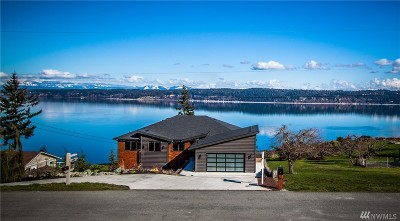 Camano Island Single Family Home For Sale: 2885 Newell Road