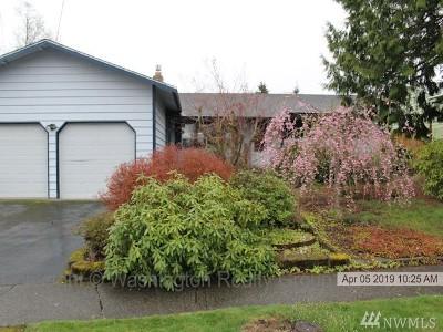 Renton Single Family Home For Sale: 12101 SE 164th St