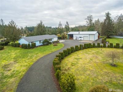 Single Family Home For Sale: 132 Hershel Rd