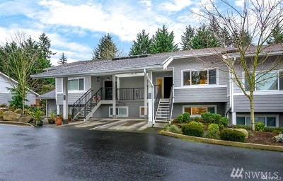 Bellevue Condo/Townhouse For Sale: 15202 NE 8th St #A-2