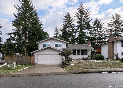 Federal Way Single Family Home For Sale: 2653 SW 335th Place