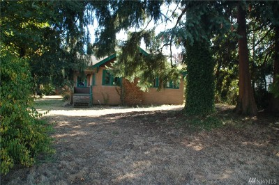 Seattle Residential Lots & Land For Sale: 4325 SW 102nd St