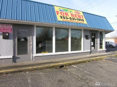 Tacoma Rental For Rent: 6404 Waller Rd E #C