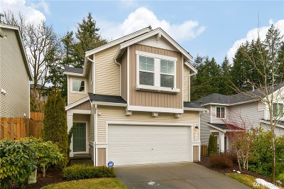 Tumwater Single Family Home For Sale: 732 Fenway Lane SW