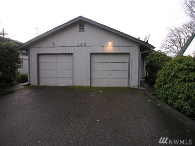 Tacoma Rental For Rent: 103 E 96th St #B