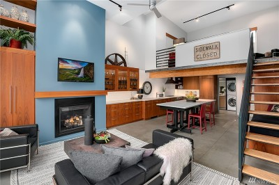 Seattle Condo/Townhouse For Sale: 1812 19th Ave #307