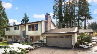 Bothell Single Family Home For Sale: 4518 Maltby Rd