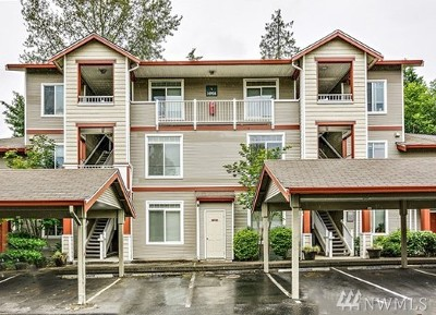 Lynnwood Condo/Townhouse For Sale: 2928 151st Place SW #T-302