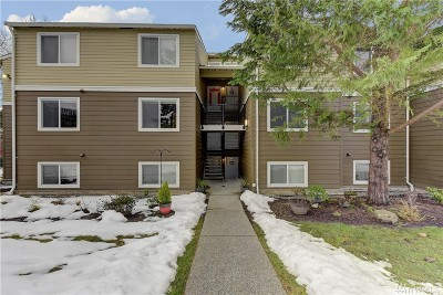 Everett Condo/Townhouse For Sale: 820 Cady Rd #J302