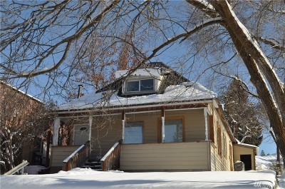 Single Family Home For Sale: 994 S Clark Ave