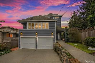 Seattle Single Family Home For Sale: 2421 W Crockett St