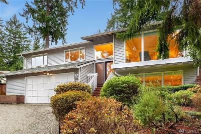 Bellevue WA Single Family Home For Sale: $1,450,000