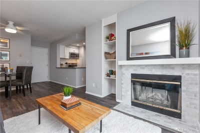 Seattle Condo/Townhouse For Sale: 769 Hayes St #201