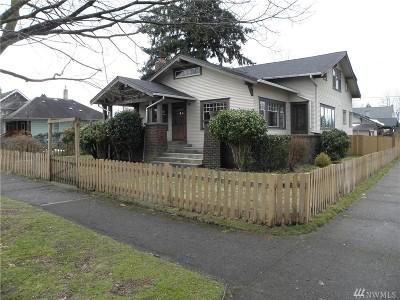 Everett Single Family Home For Sale: 2302 Baker Ave