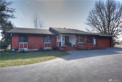 Chehalis Single Family Home For Sale: 246 Taylor Rd
