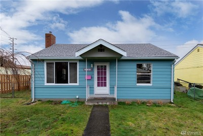 Tacoma Single Family Home For Sale: 3509 S Ainsworth Ave
