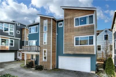 Shoreline Single Family Home For Sale: 1153 N 199th St