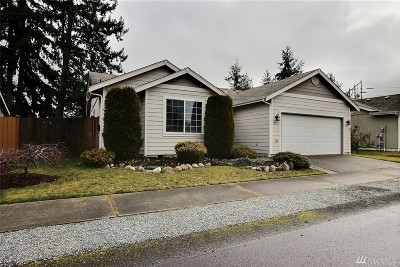 Tacoma Single Family Home For Sale: 18419 39th Ave E