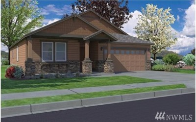 Moses Lake Single Family Home For Sale: 1343 E Brecken Dr