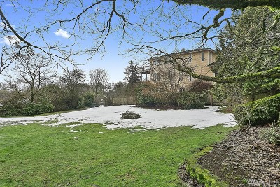 Seattle Residential Lots & Land For Sale: 54 Xx 15th Ave SW