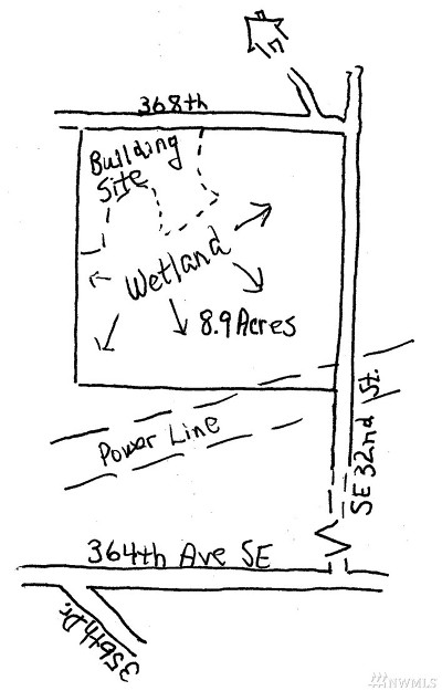 Fall City Residential Lots & Land For Sale: 30 368th Ave SE