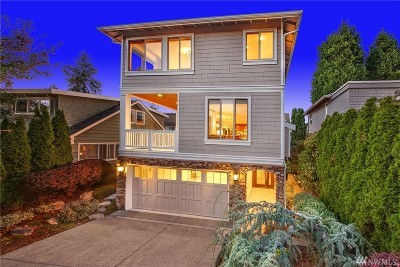 Kirkland Single Family Home For Sale: 414 4th Ave S