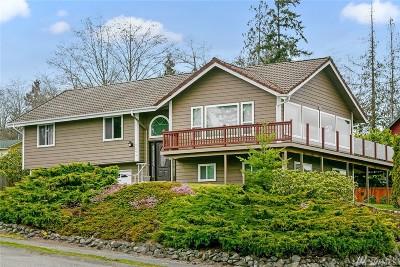 Port Orchard Single Family Home Pending Inspection: 7595 E Juneau Ct