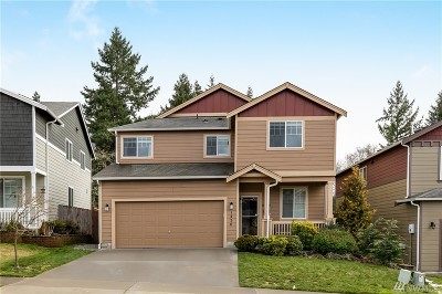 Olympia Single Family Home For Sale: 1430 Farina Lp SE