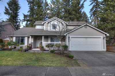 Lacey Single Family Home For Sale: 5462 Komachin Lp SE