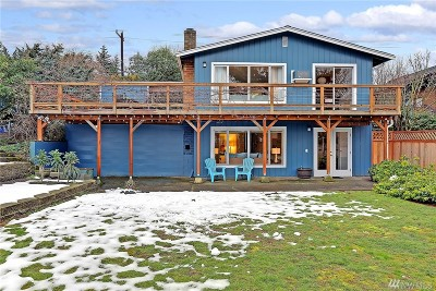 Seattle Single Family Home For Sale: 8110 7th Ave SW