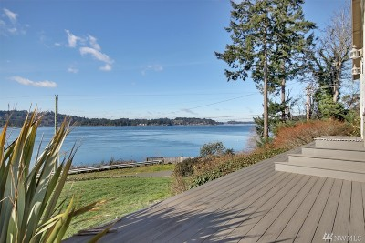 Gig Harbor Single Family Home For Sale: 1722 61st Av Ct NW