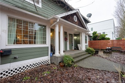Seattle Multi Family Home For Sale: 2012 15th Ave S #A & B