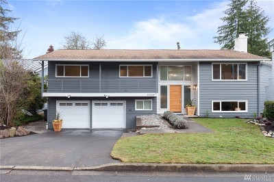 Kenmore Single Family Home For Sale: 20028 61st Ct NE