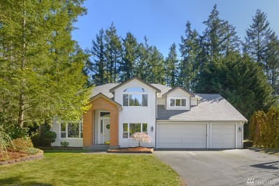 Silverdale Single Family Home Contingent: 10524 Sirocco Cir NW