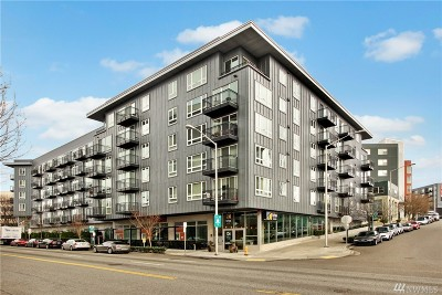 Seattle Condo/Townhouse For Sale: 3104 Western Ave #209