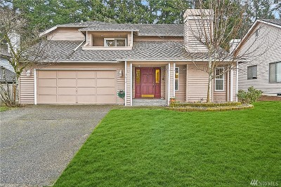 Sammamish Single Family Home For Sale: 3614 243rd Ave SE