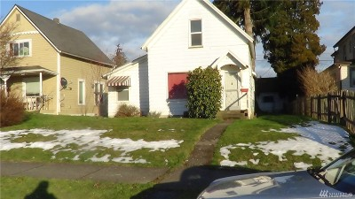 Everett Single Family Home For Sale: 2417 State St
