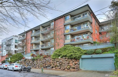 Condo/Townhouse For Sale: 732 11th Ave E #406