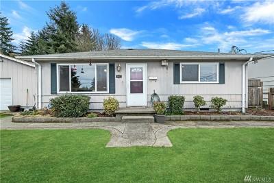 Tacoma Single Family Home For Sale: 4802 N Vassault St