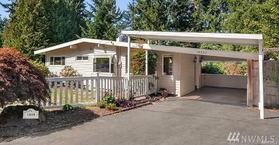 Bellevue WA Single Family Home For Sale: $750,000