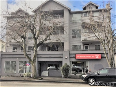Seattle Condo/Townhouse For Sale: 3435 California Ave SW #305