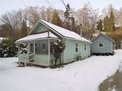 Single Family Home For Sale: 814 S Valley St