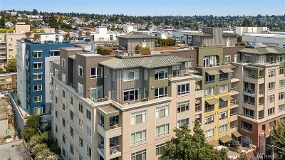 Condo/Townhouse Sold: 1530 NW Market St #506