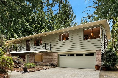 Bellevue Single Family Home For Sale: 16005 SE 42nd Place