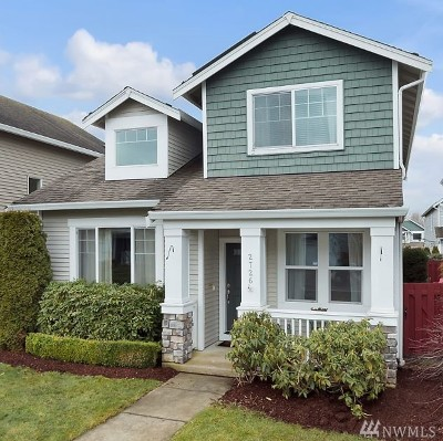Lake Stevens Single Family Home For Sale: 2726 85th Ave NE