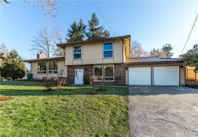 Kent Single Family Home For Sale: 21408 99th Ave S