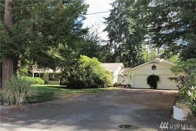 Marysville Single Family Home Contingent: 10011 39th Dr NE